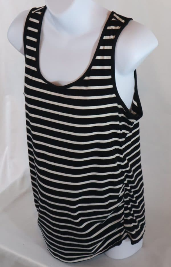 maternity tank top, gently used maternity, maternity clothes