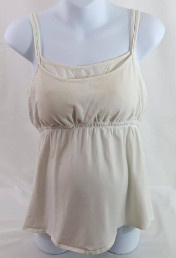used maternity clothes, used nursing cami, used motherhood maternity